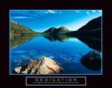 Dedication Posters