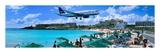 Happy Landings on St. Maarten Póster