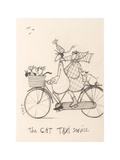 The Cat Taxi Posters