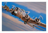 "Boeing B-17G ""Flying Fortress"" N9323Z Prints"