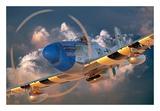 "North American P-51D ""Mustang"" N921 Prints"