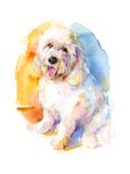 Oliver Portrait, 2016 Giclee Print by John Keeling