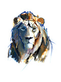 Leo, 2017 Giclee Print by Mark Adlington