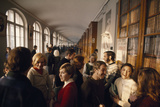 St. Petersburg, Russia. American and Russian Students Attend Classes at Leningrad University Photographic Print by Dick Durrance