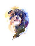 Livi Portrait, 2014 Giclee Print by John Keeling