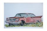 Old Chrysler, 1999 Giclee Print by Anthony Butera