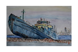 Hurricane Sandy, 2012 Giclee Print by Anthony Butera