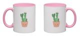 Cute Cactus 5 Mug Mug by  anitnov