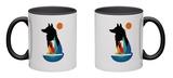 Best Friend Mug by Andy Westface