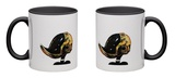 Daffy Punk Mug Mug by Alex Cherry