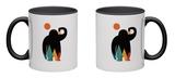 Papa Mug Mug by Andy Westface