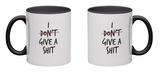 I Give A Shit Mug Mug