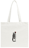 Shadowplay Tote Bag Tote Bag by Alex Cherry