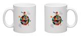 Lonely Planet Mug Mug by Andy Westface