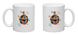 Lonely Planet Mug by Andy Westface