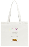 Sleeping Animals Set 3 Tote Bag Tote Bag by  popaukropa