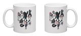 Crazy Cartoon Monsters Mug Mug by  panova