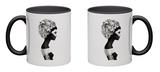 Marianna Mug Mug by Ruben Ireland