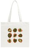 Monstera Leafs Tote Bag Tote Bag by  Mything