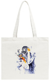 Flower Tote Bag Tote Bag by  Minjae
