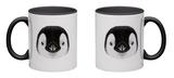 Emperor Penguin Chick Mug Mug by  ant_art