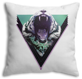 The Master of the Universe Throw Pillow Throw Pillow by Robert Farkas