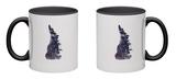 Fox from the City Mug Mug by Robert Farkas