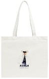 Koalagerfeld Tote Bag Tote Bag by  Mydeadpony
