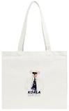 Koalagerfeld Tote Bag by  Mydeadpony