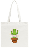 Cactus Tote Bag Tote Bag by  lemonadeserenade