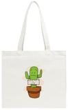 Cactus Tote Bag Tote Bag by  lemonadeserenade