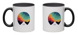 Keep Think Creative Mug Mug by Andy Westface