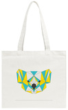 Abstract Koala Tote Bag Tote Bag by  vanillamilk