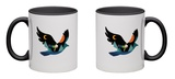I Believe I Can Fly Mug by Andy Westface