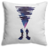 The Thing Throw Pillow Throw Pillow by Robert Farkas
