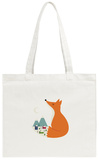 Winter Dreams Tote Bag Tote Bag by Andy Westface