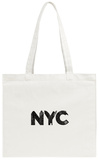 NYC Tote Bag Tote Bag by Robert Farkas