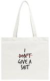 I Give A Shit Tote Bag Tote Bag