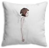 Only You Throw Pillow Throw Pillow by Ruben Ireland