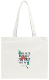 Do What You Can Tote Bag Tote Bag by  Vanzyst