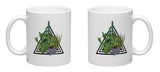 Cactuses and Succulents Mug Mug by  incomible