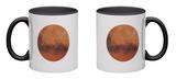 Low Poly Planet Mars Mug Mug by  gn8