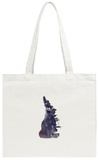 Fox from the City Tote Bag Tote Bag by Robert Farkas