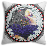 Taxidermy Throw Pillow Throw Pillow by  Minjae