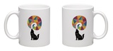 Woo Your Dream Mug Mug by Andy Westface