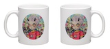 Solitary Child Mug Mug by Hikari Shimoda