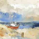 Turning Tide Poster by Ken Hurd