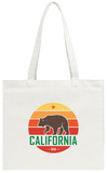 California Grizzly Bear Tote Bag Tote Bag by  rikkyal