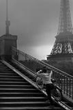 Eiffel Stampa fotografica di Sol Marrades