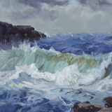 Impending Storm Prints by Julian Askins